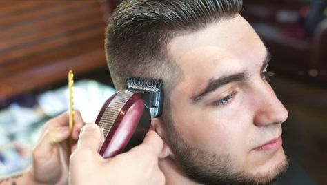 Buzz Cut Diese Manner Frisur Ist Jetzt Voll Im Trend