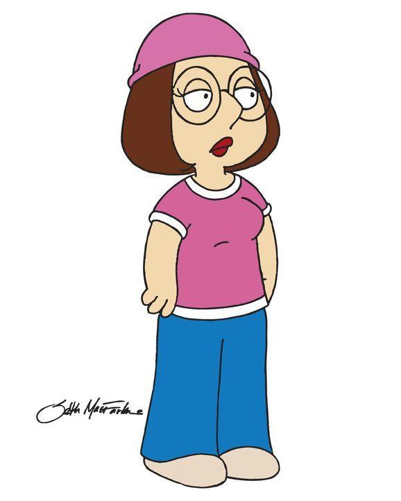(6. Staffel) - Meg ist ein typischer Teenager. Sie findet sich hässlich und kann - je nach Laune - ziemlich eklig werden ... - Bildquelle: TM +   2005 Twentieth Century Fox Film Corporation. All Rights Reserved.