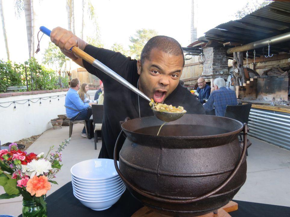 Suppe à la Kalifornien - Bildquelle: Copyright Discovery Inc