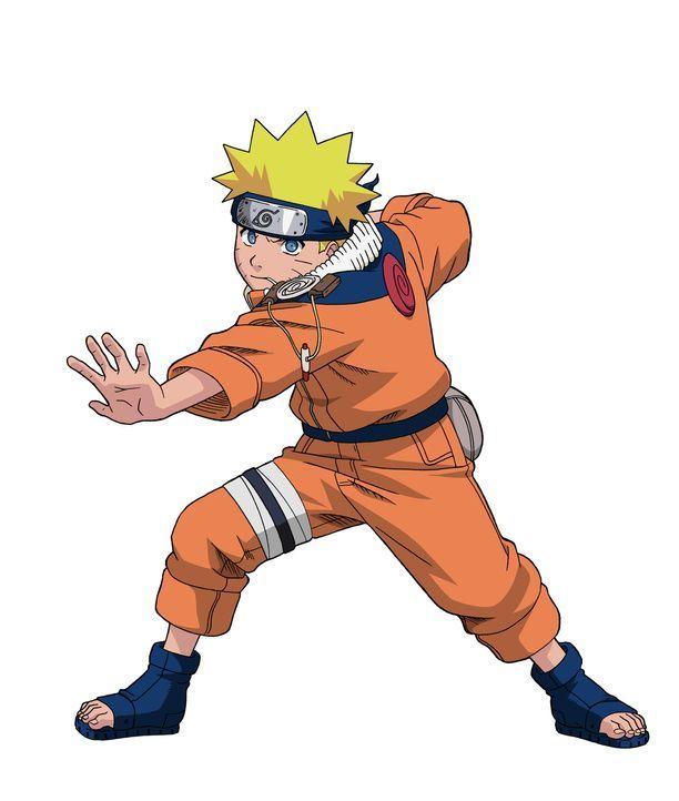 Naruto Uzumaki - Bildquelle: 2002 MASASHI KISHIMOTO. ALL RIGHTS RESERVED.
