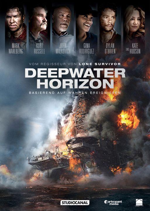 Deepwater Horizon - Plakat - Bildquelle: Studiocanal