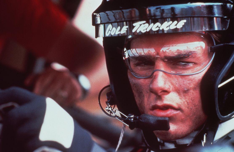 Die langersehnte Chance für Cole (Tom Cruise) ist endlich da: Ex-Rivale Rowdy Burns, der nie wieder ein Rennen fahren kann, bittet ihn, im Daytona-R... - Bildquelle: Paramount Pictures