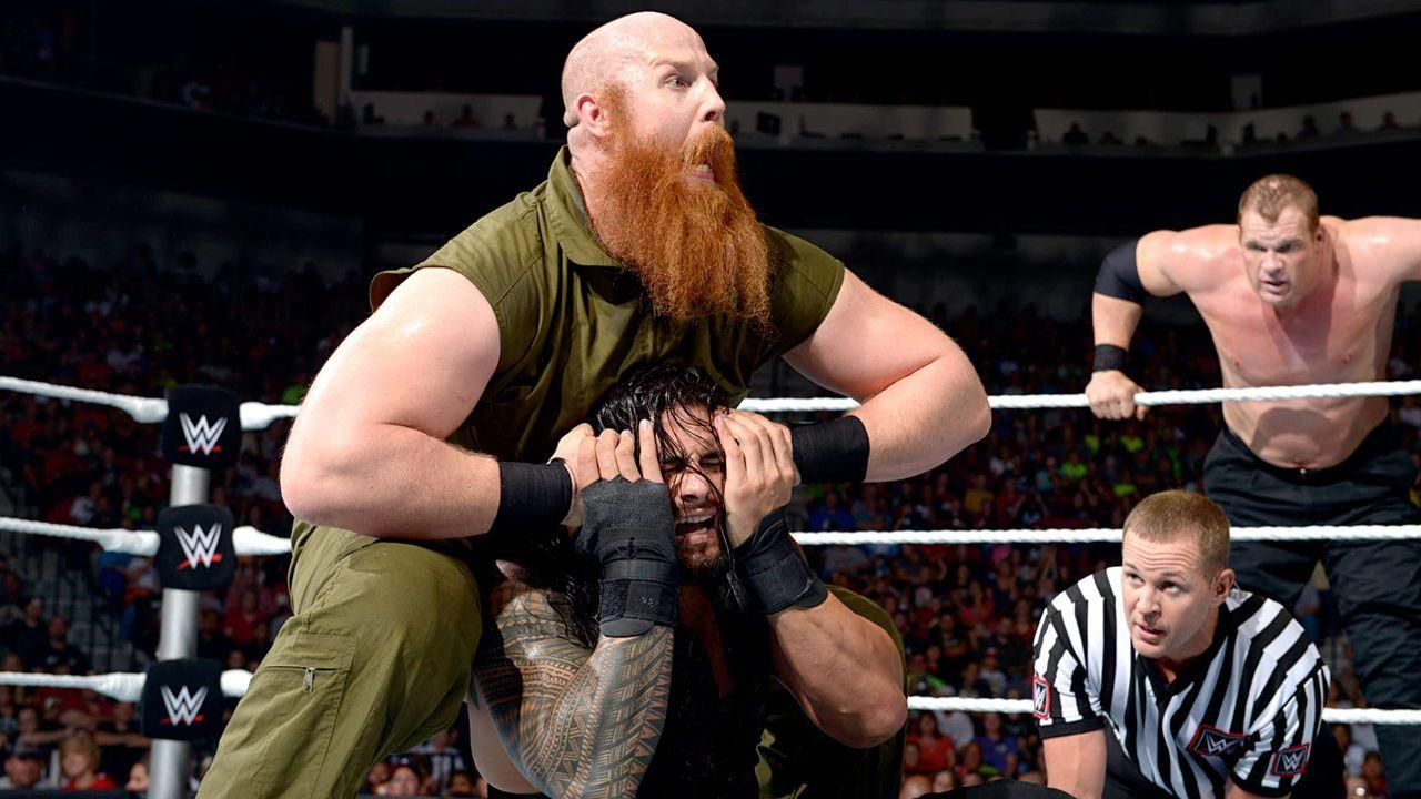 SmackDown 07. September15