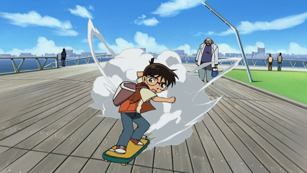 Detektiv Conan: Das Requiem der Detektive - Bildquelle: 2006 GOSHO AOYAMA / SHOGAKUKAN-YTV-NTV-ShoPro-TOHO-TMS All Rights Reserved.