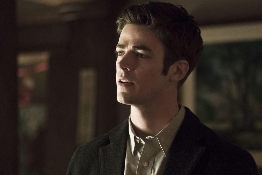 Barry (Grant Gustin) entschließt sich dazu, endlich glücklich zu sein, ohne zu ahnen, dass erneut ein Freund zu seinem Feind mutieren könnte ... - Bildquelle: 2015 Warner Brothers.