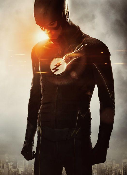 (2. Staffel) - Barry alias The Flash (Grant Gustin) und seine Freunde müssen sich mit alten und neuen Feinden auseinandersetzen ... - Bildquelle: 2015 Warner Bros.