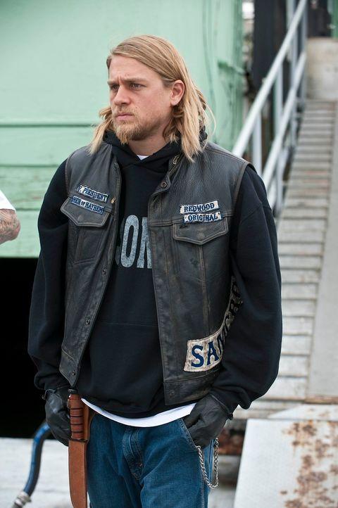 Und wieder überlegt Jax (Charlie Hunnam), den Sons of Anarchy endgültig den Rücken zu kehren ... - Bildquelle: 2010 FX Networks, LLC. All rights reserved.