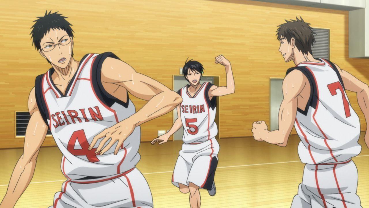 Start!! - Bildquelle: Tadatoshi Fujimaki/SHUEISHA,Team Kuroko