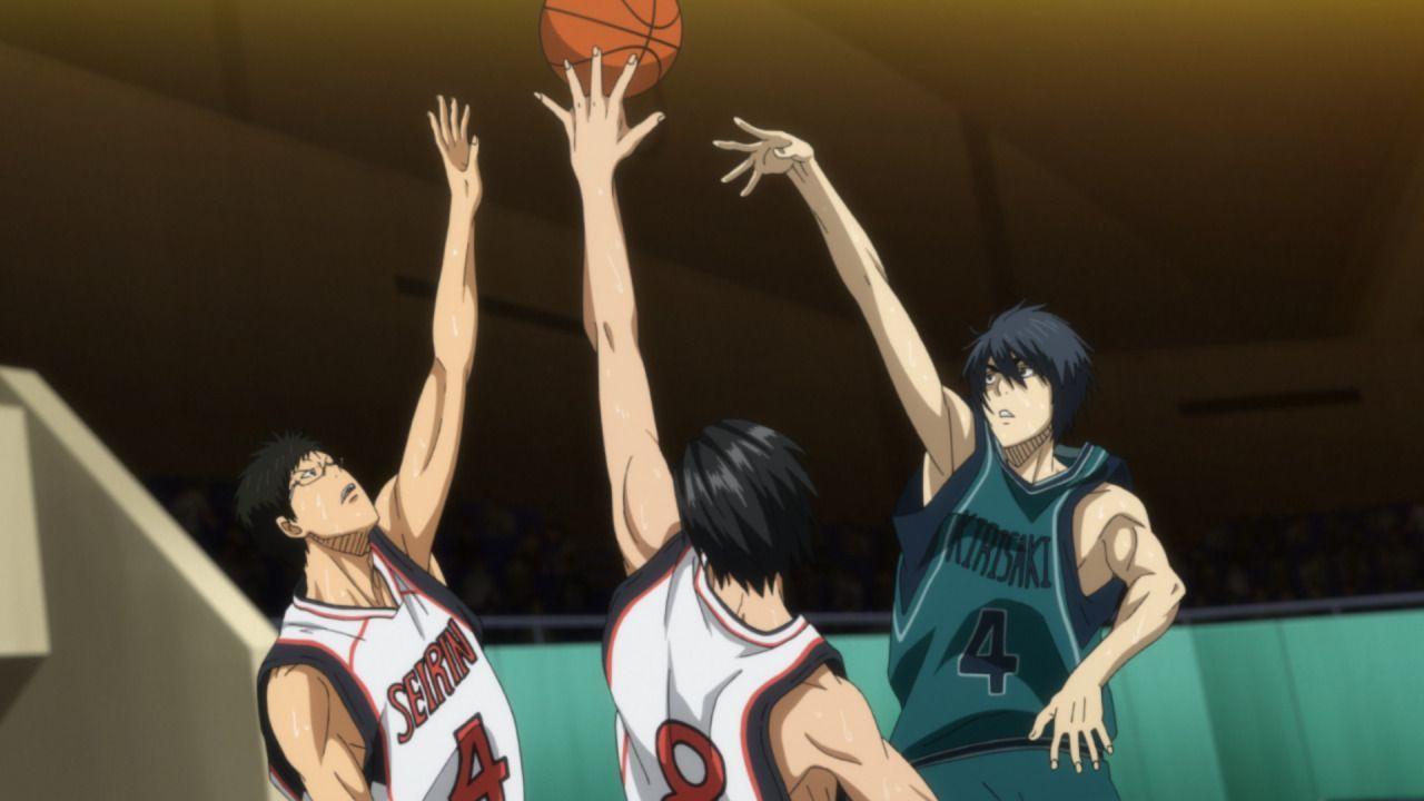 Jetzt ist Schluss! - Bildquelle: Tadatoshi Fujimaki/SHUEISHA, Team Kuroko