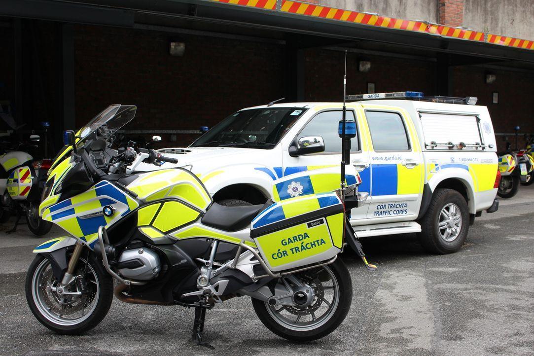 Die Hafenwache in Dublin ist einem Dieb auf den Fersen, der etwas von einem ... - Bildquelle: Crackit Prodcutions