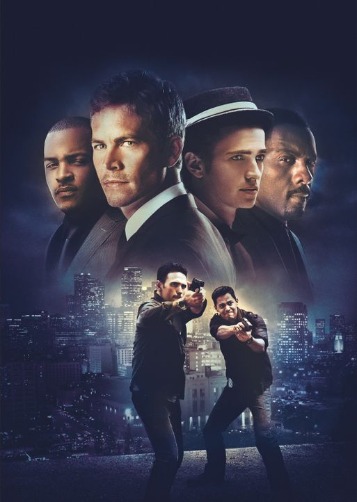 TAKERS - Artwork - Bildquelle: 2010 Screen Gems, Inc. All Rights Reserved.