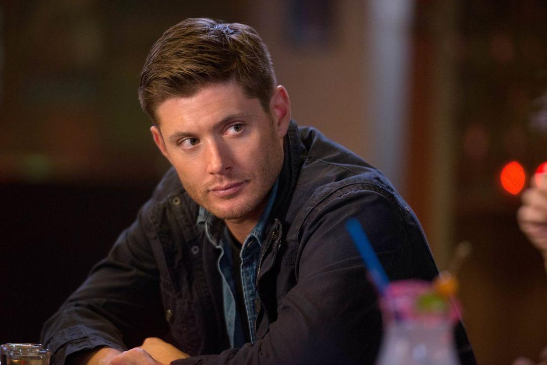 Das Kainsmal verlangt nach weiteren Opfern und lässt Deans (Jensen Ackles) Dämonenseele immer dunkler werden ... - Bildquelle: 2016 Warner Brothers