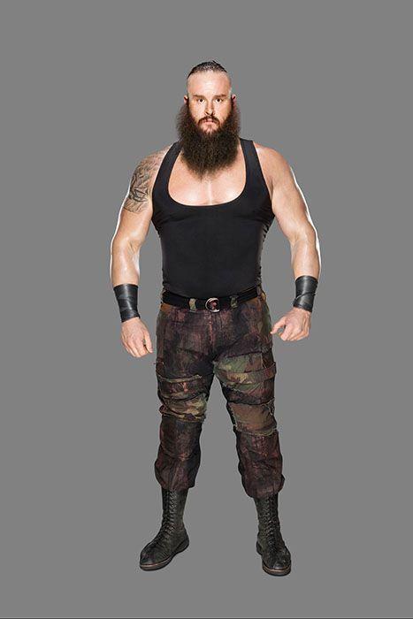 Braun_Strowman_11282016sb_0001 - Bildquelle: 2016 WWE, Inc. All Rights Reserved.
