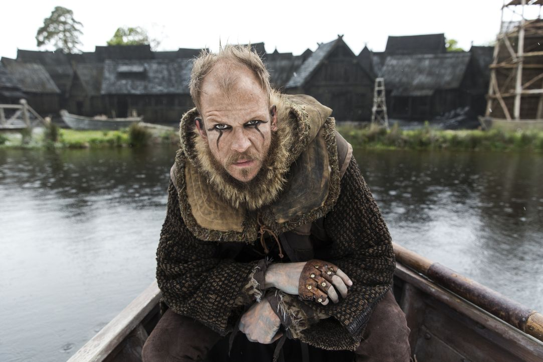 (4. Staffel) - Wie wird es mit Ragnar und seinem Freund Floki (Gustaf Skarsgård) weitergehen? - Bildquelle: 2016 TM PRODUCTIONS LIMITED / T5 VIKINGS III PRODUCTIONS INC. ALL RIGHTS RESERVED.