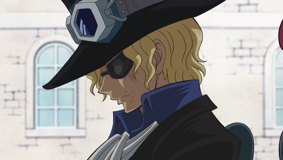 One Piece: Sabo - Bildquelle: Film   1999 Toei Animation Co., Ltd.