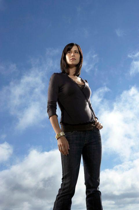 Seit dem Aufenthalt im Bermuda Dreieck hat auch Emily (Catherine Bell) Halluzinationen. Ihr erscheint ihre leibliche Mutter, die sie noch gesehen ha... - Bildquelle: The Sci-Fi Channel