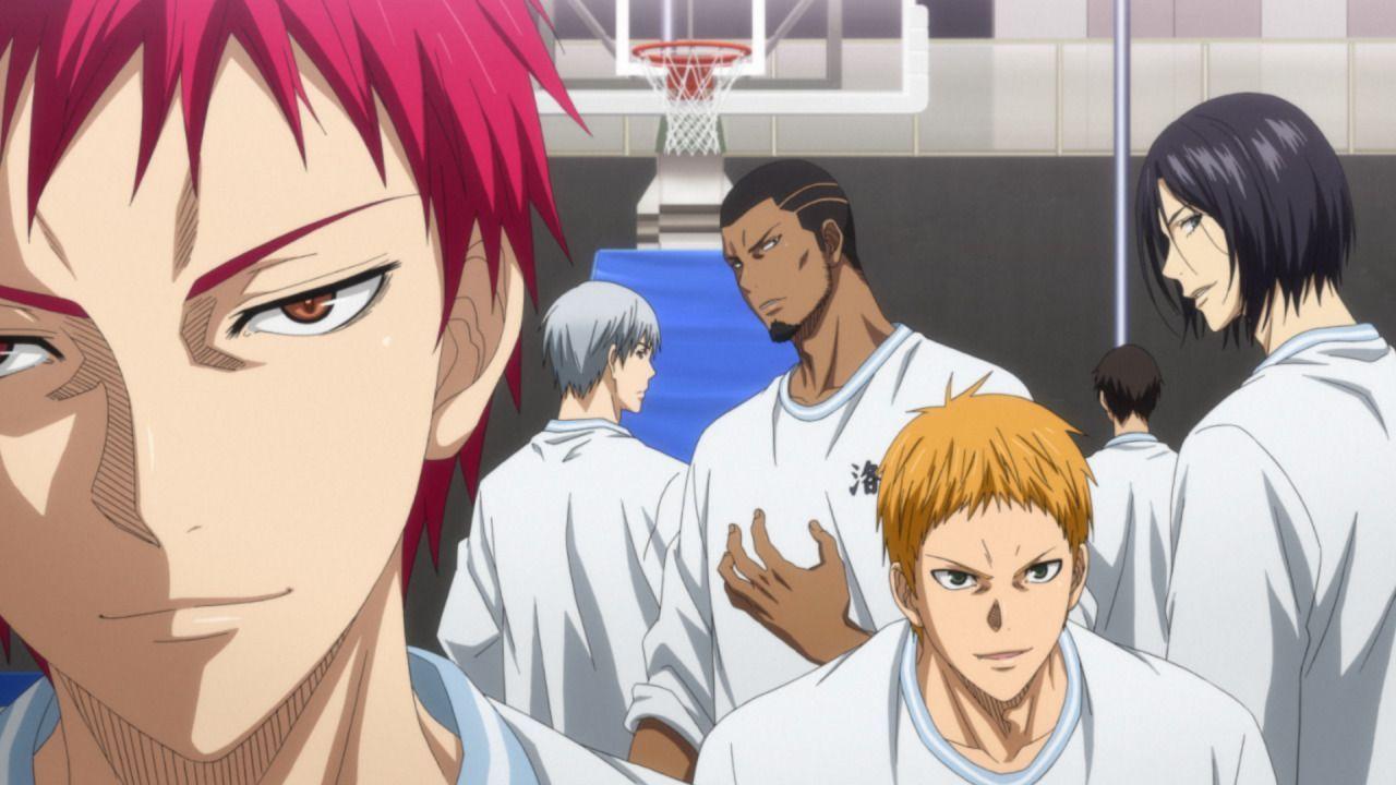 Das Endspiel beginnt!! - Bildquelle: Tadatoshi Fujimaki/SHUEISHA,Team Kuroko