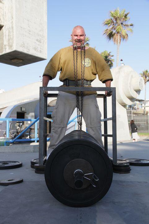 Harte Muskeln, starke Nerven - Bildquelle: 2013 A&E TELEVISION NETWORKS, LLC. ALL RIGHTS RESERVED.
