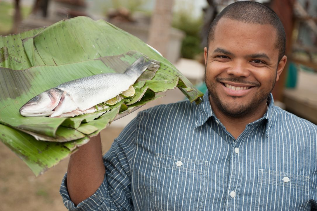Roger Mooking - Bildquelle: 2013, Cooking Channel, LLC. All Rights Reserved.