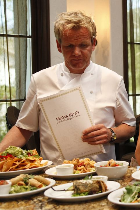 Gordon Ramsay - Bildquelle: Greg Gayne 2009 ITV Studios, Inc. all rights reserved.