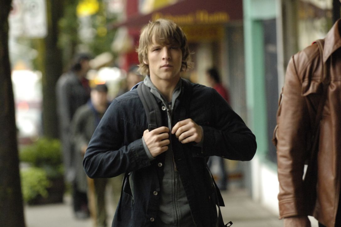 In den Straßen von Seattle sucht Kyle (Chad Faust) Schutz ... - Bildquelle: Viacom Productions Inc.