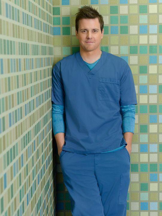 (9. Staffel) - Drew (Michael Mosley) hatte einst sein Studium an einer renommierten Uni-/Krankenhaus-Kombination abgebrochen. Nun, mit 30, hat er ei... - Bildquelle: Touchstone Television