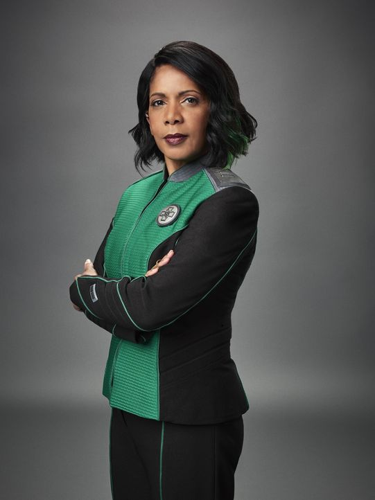 Dr. Claire Finn (Penny Johnson Jerald) - Bildquelle: Andrew Eccles 2019 Twentieth Century Fox Film Corporation.  All rights reserved. / Andrew Eccles