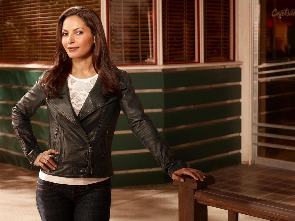 (4. Staffel) - Vertreterin des D.O.D., des Amerikanischen Verteidigungsministeriums: Allison Blake (Salli Richardson-Whitfield) ... - Bildquelle: Universal Television