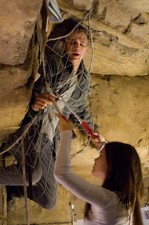 Kann Millie (Rachel Bilson, r.) David (Hayden Christensen, l.) noch rechtzeitig befreien? - Bildquelle: 2007 Epsilon Motion Pictures GmbH