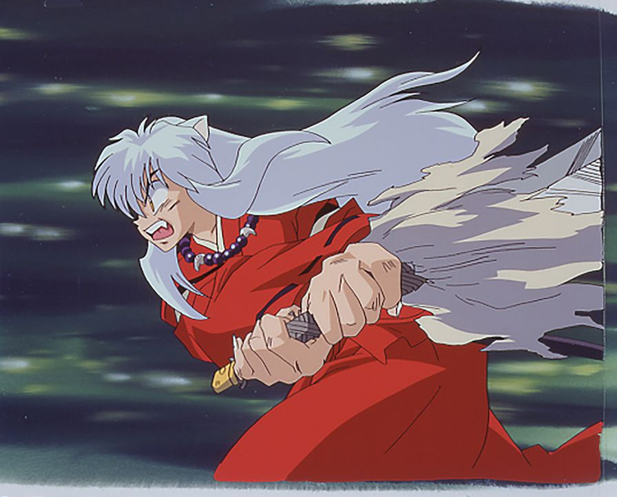 Inuyasha - Bildquelle: 2001 Rumiko Takahashi / Shogakukan-Yomiuri TV-Sunrise-Sho-Pro-NTV-Toho-Yomiuri-TV Enterprise. All Rights Reserved