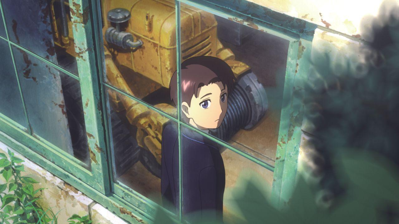 Patema Inverted - Bildquelle: Yasuhiro YOSHIURA / Sakasama Film Committee 2013