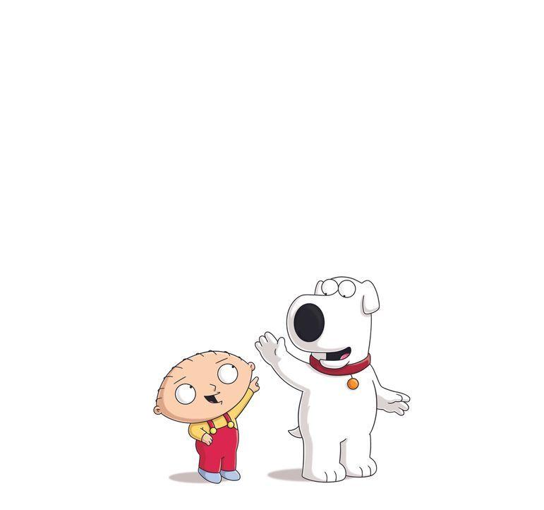 (12. Staffel) - Wahre Freunde kann nichts trennen: Stewie und Brian halten immer zusammen ... - Bildquelle: 2012 Twentieth Century Fox Film Corporation. All rights reserved.