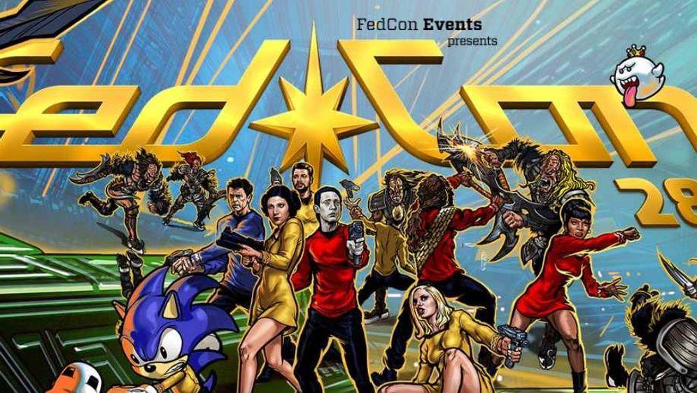 - Bildquelle: FedCon – Triff deine Science Fiction Stars