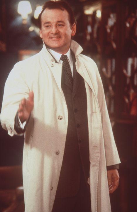 Seit seinem angeblichen Engagement bewegt sich Wallace (Bill Murray) mit einer Selbstsicherheit, wie sie die Gangster bislang noch nicht zu sehen be... - Bildquelle: Warner Bros.
