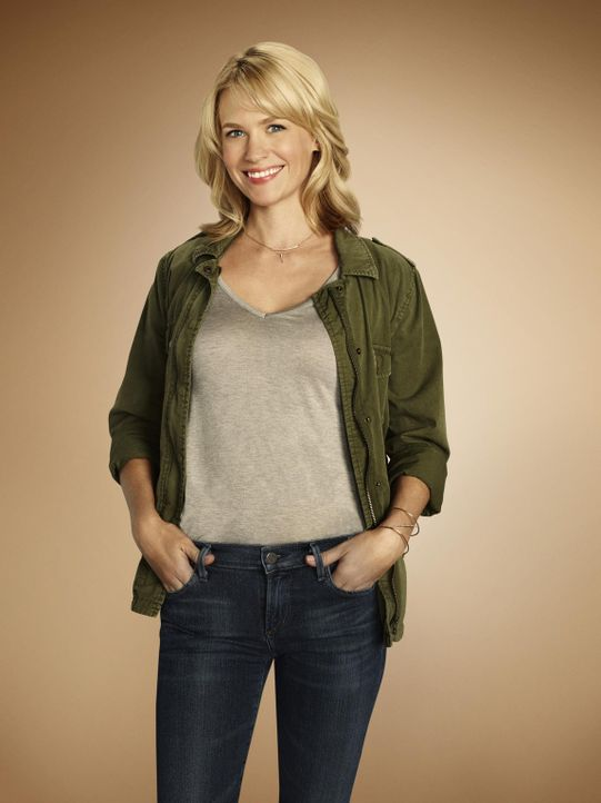 (1. Staffel) - Die hübsche ehemalige Immobilienmaklerin Melissa (January Jones) macht sich auf den Weg nach Tucson, nachdem sie von einem weiteren Ü... - Bildquelle: 2015 Fox and its related entities.  All rights reserved.
