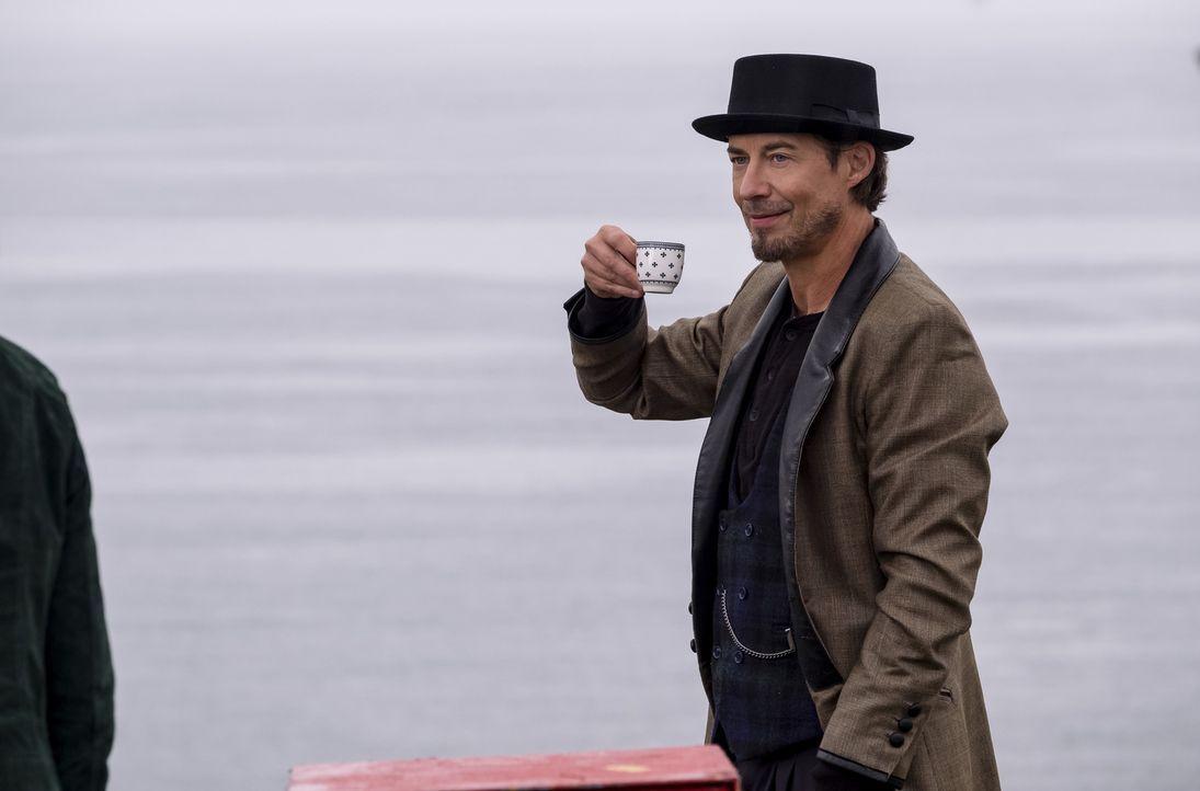 Sherloque (Tom Cavanagh) - Bildquelle: Jeff Weddell 2018 The CW Network, LLC. All rights reserved.