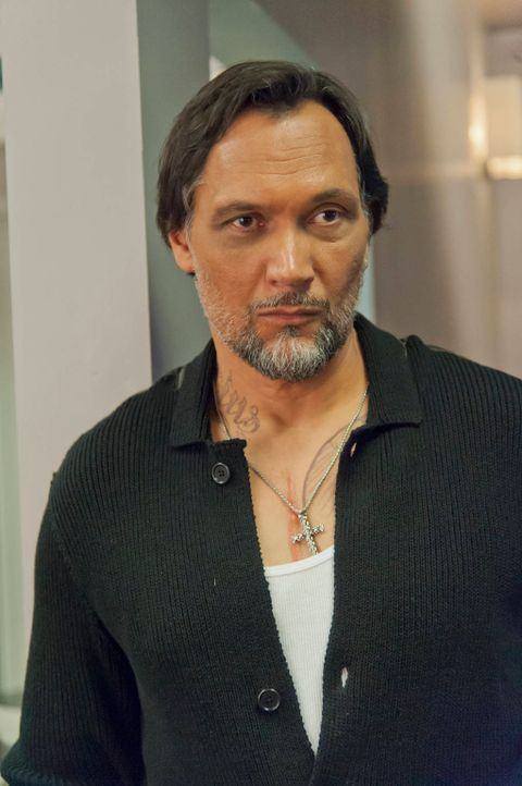 Als ehemaliger Gangster kann Nero (Jimmy Smits) Jax einige Tipps geben, aber auch gute? - Bildquelle: 2012 Twentieth Century Fox Film Corporation and Bluebush Productions, LLC. All rights reserved.
