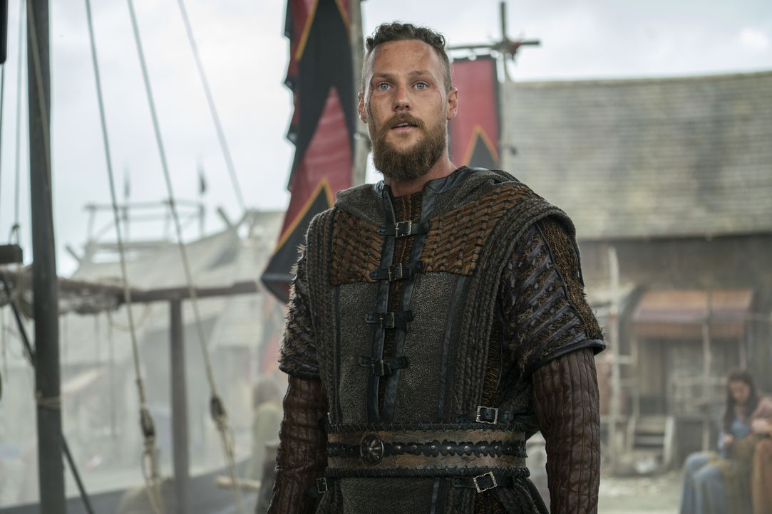 Übbe (Jordan Patrick Smith) - Bildquelle: Bernard Walsh 2020 TM Productions Limited / T5 Vikings IV Productions Inc. All Rights Reserved. An Ireland-Canada Co-Production. / Bernard Walsh