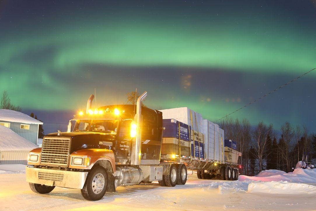 Darrell und Lisa kämpfen weiter gegen die Konkurrenz von Polar Industries. M... - Bildquelle: 2015 A+E Networks, LLC