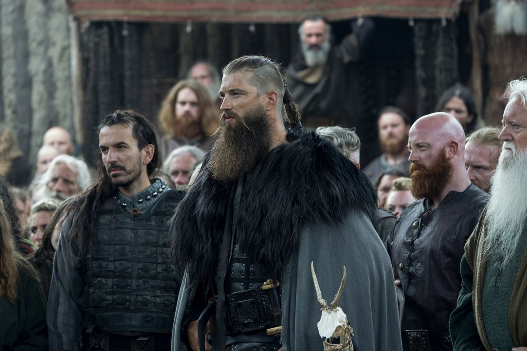 Karfreitag in Kiew - Bildquelle: 2020 TM Productions Limited / T5 Vikings IV Productions Inc. All Rights Reserved. An Ireland-Canada Co-Production.