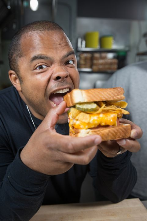 Roger Mooking - Bildquelle: Erika Doss 2018, Television Food Network, G.P. All Rights Reserved. / Erika Doss