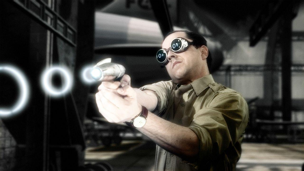 """Dex (Giovanni Ribisi) ist ein begnadeter Tüftler, doch er das geniale Superhirn """"Dr. Totenkopf"""" aufhalten? - Bildquelle: TM & Copyright   Brooklyn Films II And Filmauro S.R.L."""