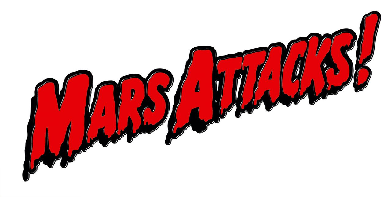 """""""Mars Attacks!"""" - Logo - Bildquelle: Warner Bros. Pictures"""
