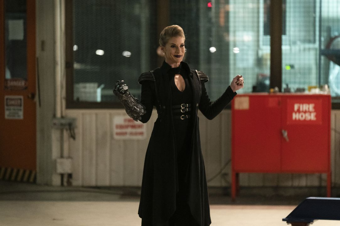 Amunet Black (Katee Sackhoff) - Bildquelle: 2019 The CW Network, LLC. All rights reserved.