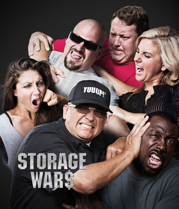 (12. Staffel) Storage Wars - Artwork - Bildquelle: 2020 A&E Networks, LLC.