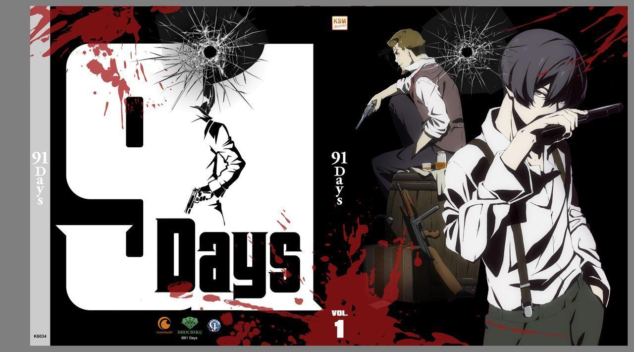 Phantom einer Lüge - Bildquelle: 91 Days