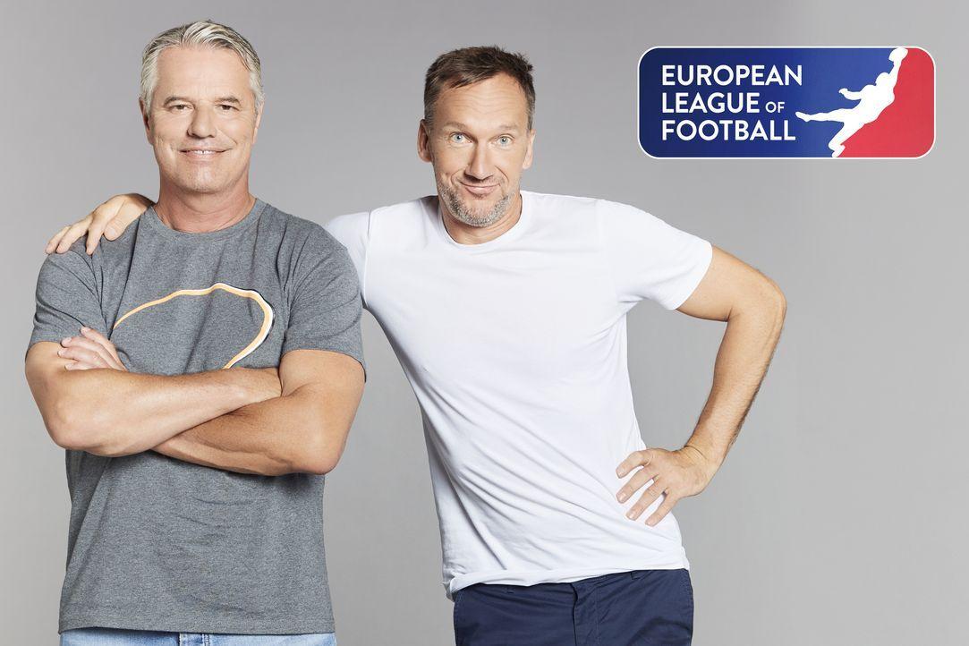ProSieben MAXX präsentiert die European League of Football. Heute treffen di... - Bildquelle: Marc Rehbeck ProSieben / Marc Rehbeck
