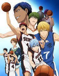 Kuroko's Basketball 1