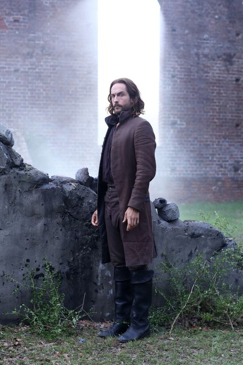 Ichabod (Tom Mison) muss einen Kampf führen, der alles verändern könnte ... - Bildquelle: 2014 Fox and its related entities. All rights reserved