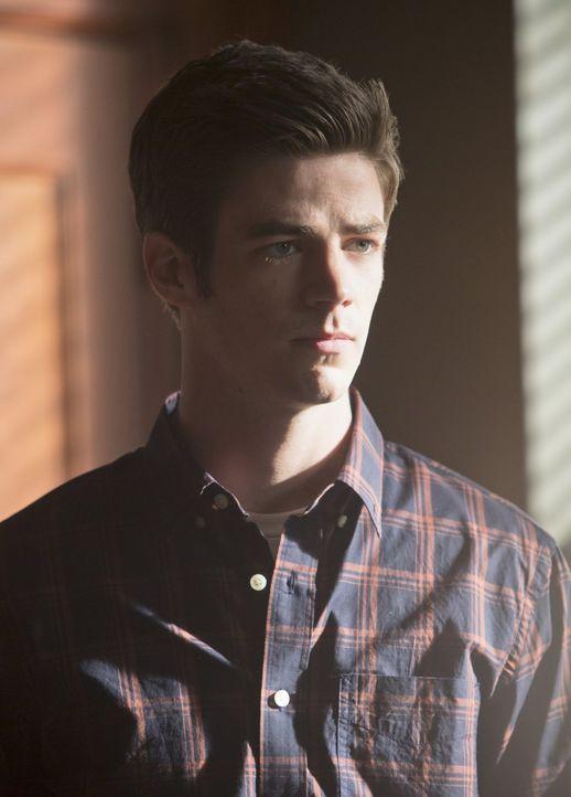 Ein Meta-Wesen sorgt in Central City für Unruhen und bei Barry (Grant Gustin) und seinen Freunden für einige Verwirrungen ... - Bildquelle: Warner Brothers.